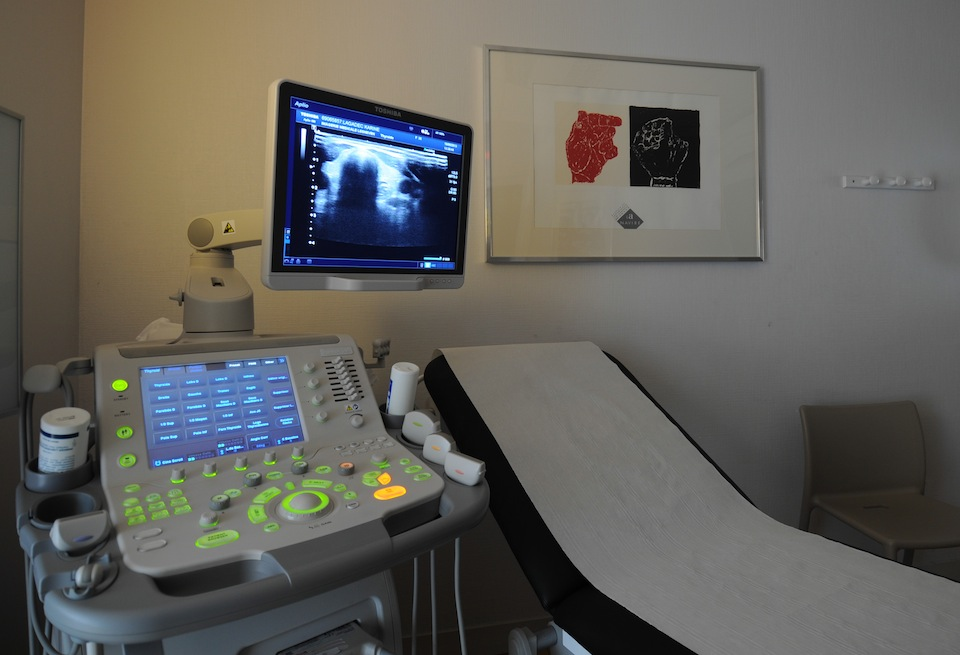 seconde salle de radiologie cabinet de radiologie de lesneven