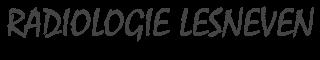 Cabinet de radiologie de Lesneven Logo